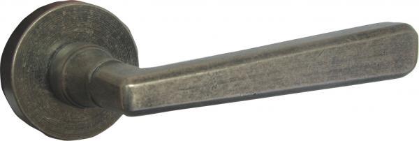 ידית לדלתות אלומיניום, כסף עתיק דגם ענבר GYDB43DU לוטוס