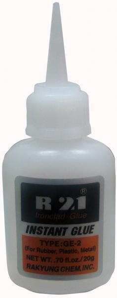 דבק סופרגלו סופר מהיר 20 גרם RY-GE2-20