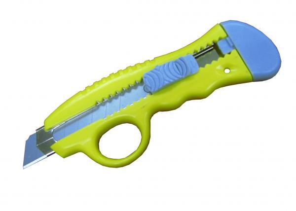 סכין יפני פלסטיק אנטומי מקצועי מתכת