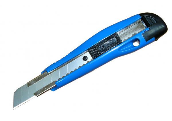 סכין יפני רחב מוביל מתכת