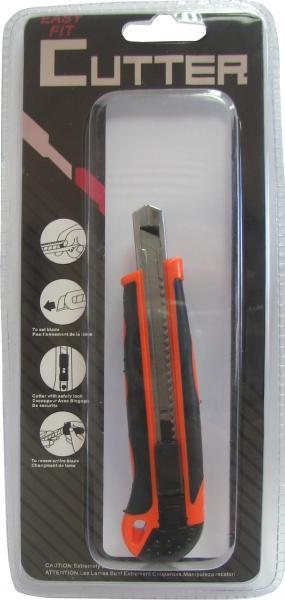 סכין צר 6090 מ-מתכת 269 מקצועי תפס אוט'
