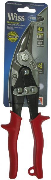 מספרי פח WISS אדום M-1R