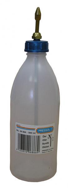 בקבוק פלסטיק לשימון