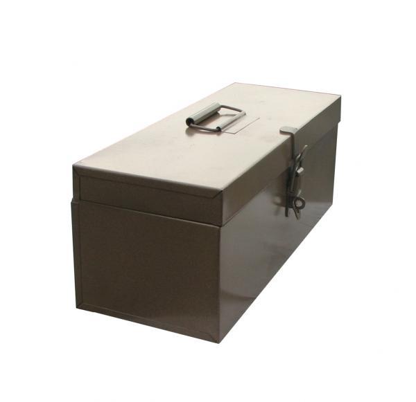 ארגז כלים מרובע מתכת