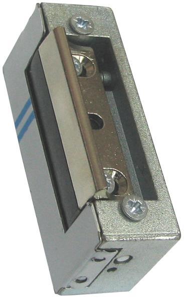"""נגדי (מנעול) חשמלי קצר 67 מ""""מ חזית קצרה"""