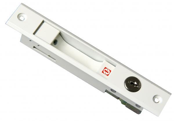 """סגר """"לחץ והזז"""" S-80-AC + מפתח"""