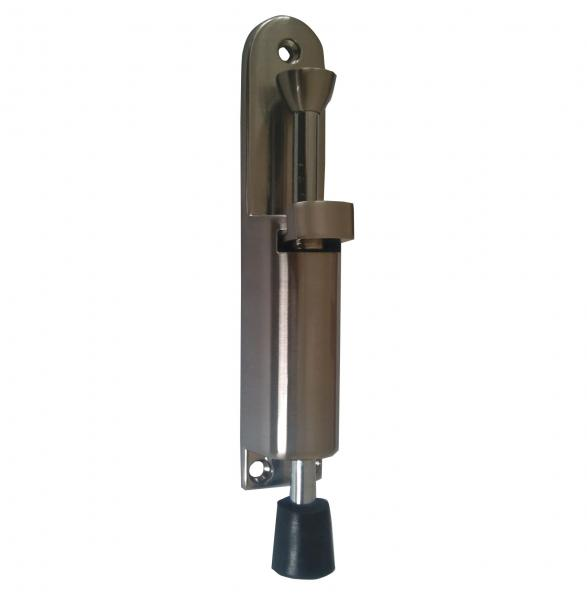 מעצור (סטופר) דלת בלחיצה ניקל DH030ZA