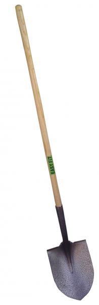 את שפיכה ידית עץ דגם אמריקאי כולל טבעת חיזוק EASY-FIT