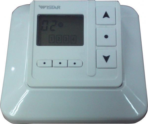 מפסק שלט 4 ערוצים + מסך  WSRE105-4C  S-STAR