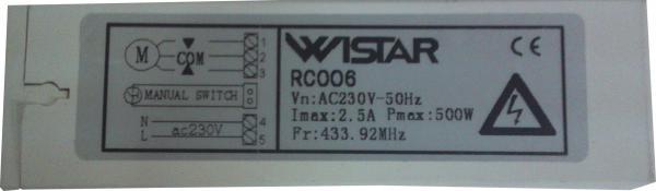 רסיבר מיני WSRC 006 S-STAR