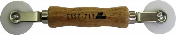 גלגליה כפולה ניילון מקצועית לרשת EASY-FIT