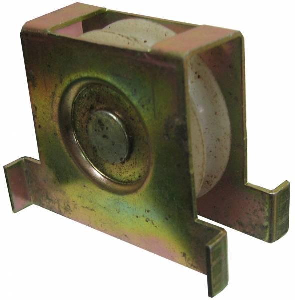 גלגל קליפס ממתכת עם לגר סגור כבד