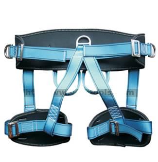 חגורה בטיחותית עם תמיכה ברגליים דגם TE5207
