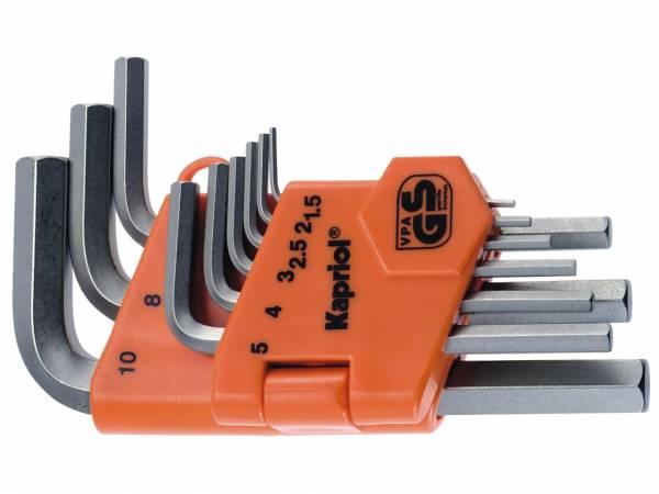 סט מפתחות אלן 1.5-10 דגם 33090 KAPRIOL