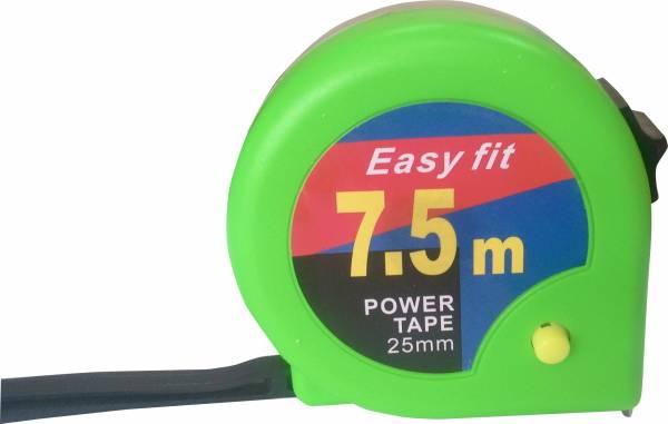 מטר פלסטיק (7.5X25 מ') דאבל סטופר   EASY-FIT