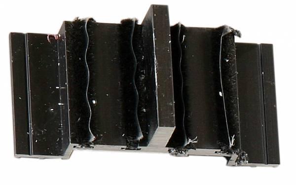 מעצור כיס רחב שחור שיא מבלטים ת.א 600362