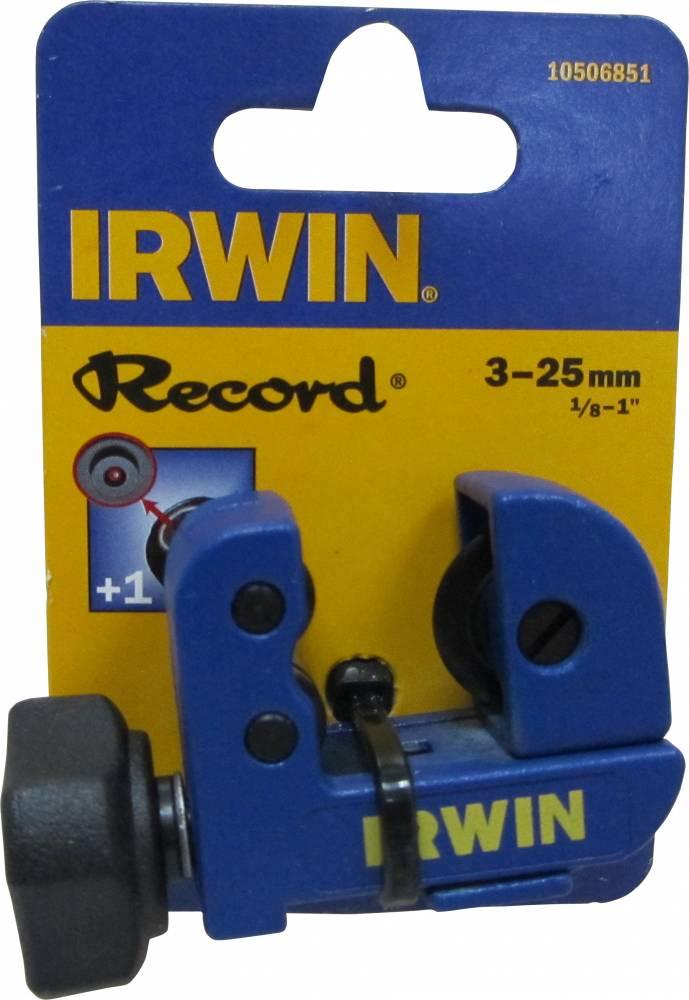 """חותך צינור נחושת 3-25 מ""""מ 10506851 IRWIN"""