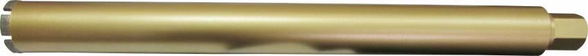 """מקדח כוס יהלום 600 מ""""מ קוטר 50 זהב EASY-FIT"""