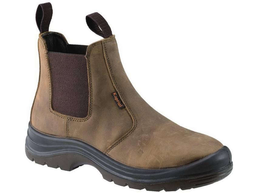 """נעלי עבודה סגורות OREGON - מק""""ט: 41470"""