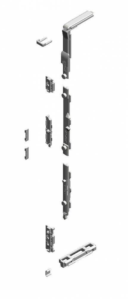 04704 מכלול למנגנון דרייקיפ 130Kg 3D