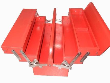 ארגז כלים הרמוניקה  אדום כבד