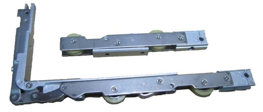 07101000 סט גלגלים P-2200 300KG