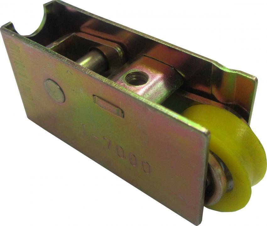 גלגל פח  ל-7000 (סט 4 יח') לאגר צהוב EASY-FIT