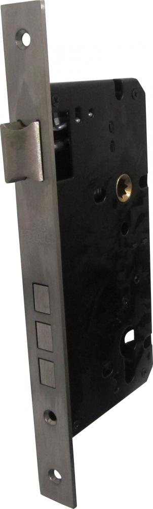 מנעול 3 לשונות 85X60 נירוסטה LOTUS FQ004B
