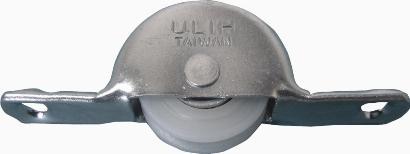 גלגל אמבטיון 24 לגר מחורץ מתכת S102C 304