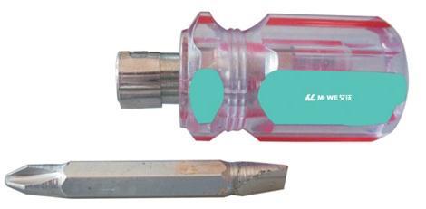 מברג בולדוג מתהפך  6X38 שטוח / פיליפס AIWO H-10601